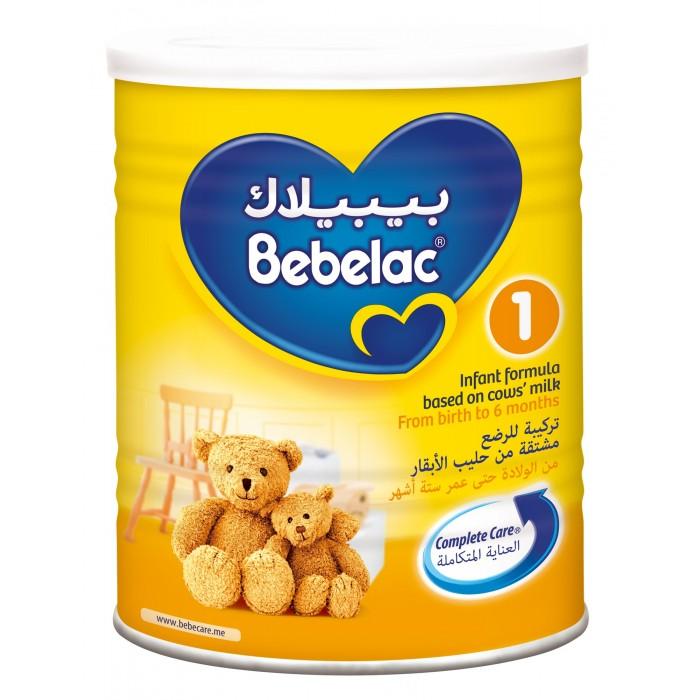 بيبيلاك 1 تركيبة حليب للرضع 400 جرام