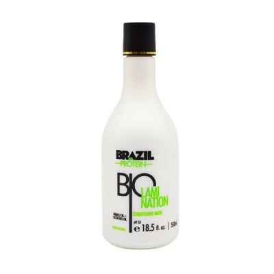 برازيل بروتين بيو لامينيشن بلسم الشعر 550 مل