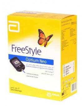 جهاز قياس السكر فري ستايل اوبتيوم نيو من شركة أبوت العالمية
