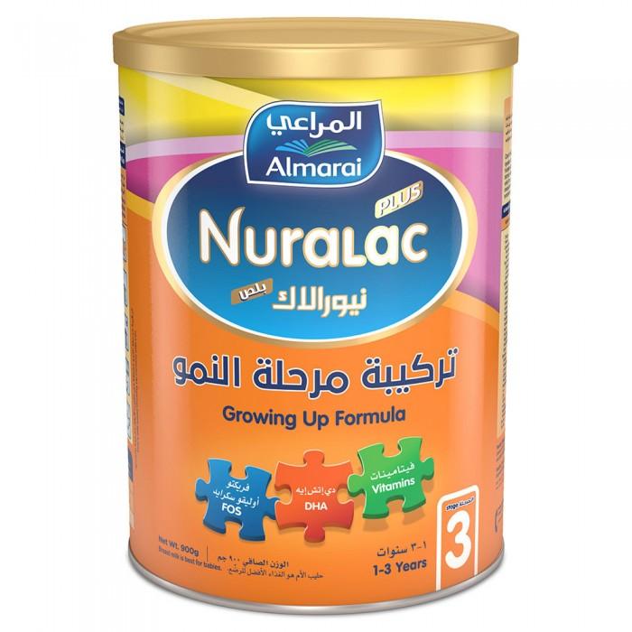 نيورالاك بلص المرحلة 3 للأطفال من 1-3 سنوات - 900جم