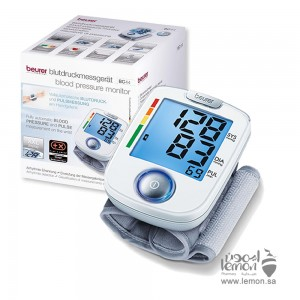بيورير BC 44 جهاز قياس ضغط الدم من المعصم