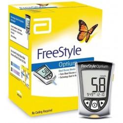 جهاز قياس السكر فري ستايل اوبتيوم من شركة أبوت لمراقبة مرض السكر
