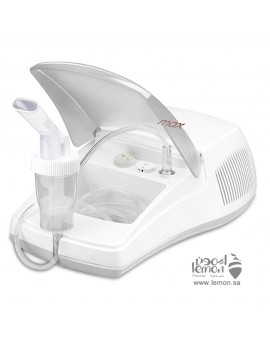 جهاز بخار جهاز إرذاذ روزماكس NA100 لمرضى الربو او لديهم مشاكل التنفس