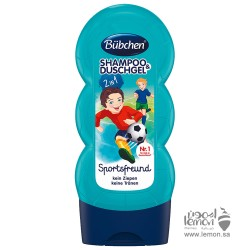 Bubchen Shampoo & Shower Gel Sports Friend 230ml