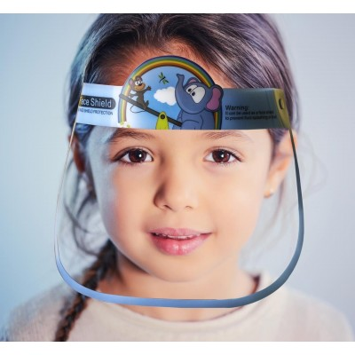 فيس شيلد - واقي الوجه مخصص للأطفال