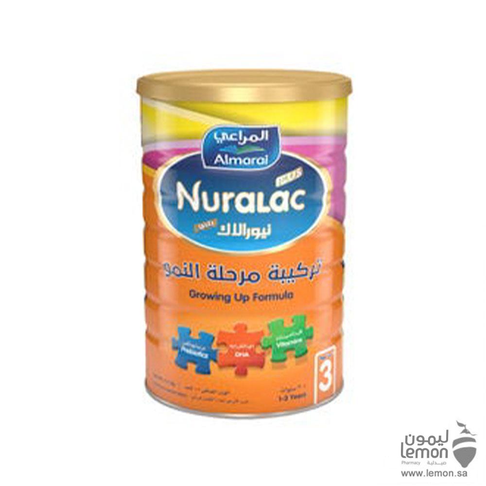 نيورالاك بلص المرحلة 3 للأطفال من 1 3 سنوات