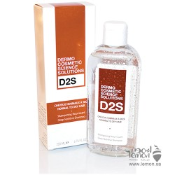 D2S Nourishing Shampoo for Dry to Normal Hair 200 ml