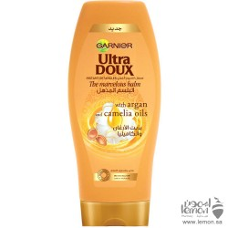 Garnier Ultra Doux The Marvelous Balm Conditioner With Argan And Camelia Oils 400ml