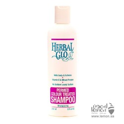 Herbal Glo Permed Colour Treated Hair Shampoo 250ml