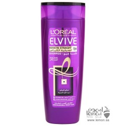 L'Oreal Elvive Keratin Straight Shampoo 400ml