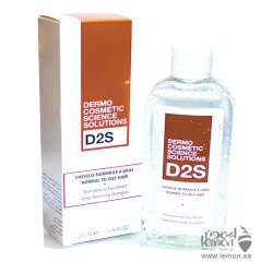 D2S Shampoo for Normal to oily Hair 200 ml