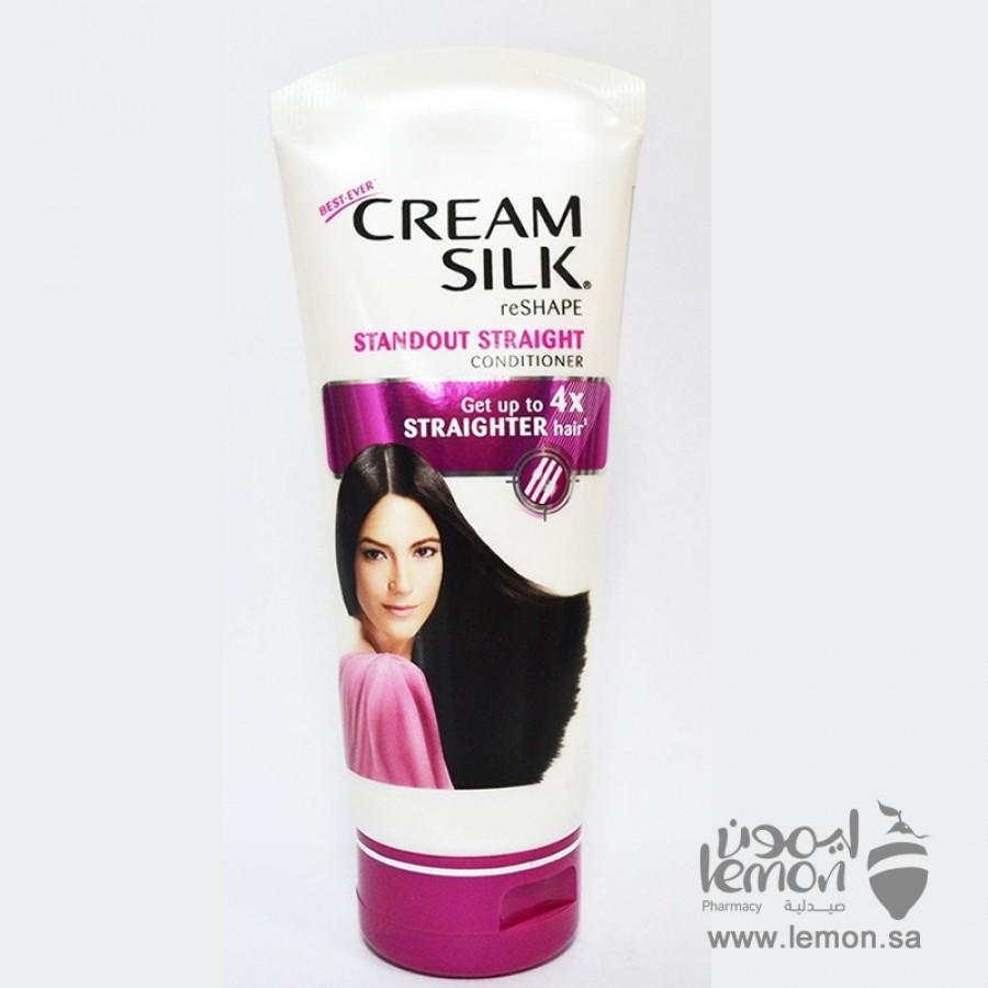 Cream Silk Standout Straight Conditioner 180ml