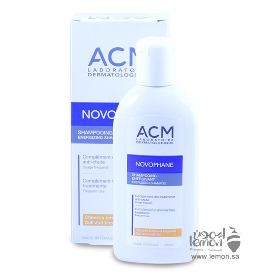 ACM  Novophane Energizing Shampoo 200 ml