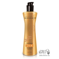 MOEHAIR Gold Silk frizz hair treatment rich in organ oil and vitamin c 120ml