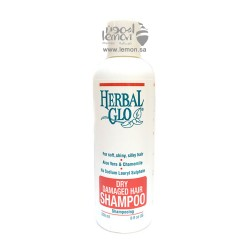 Herbal Glo Dry Damaged Hair Shampoo 250 ml