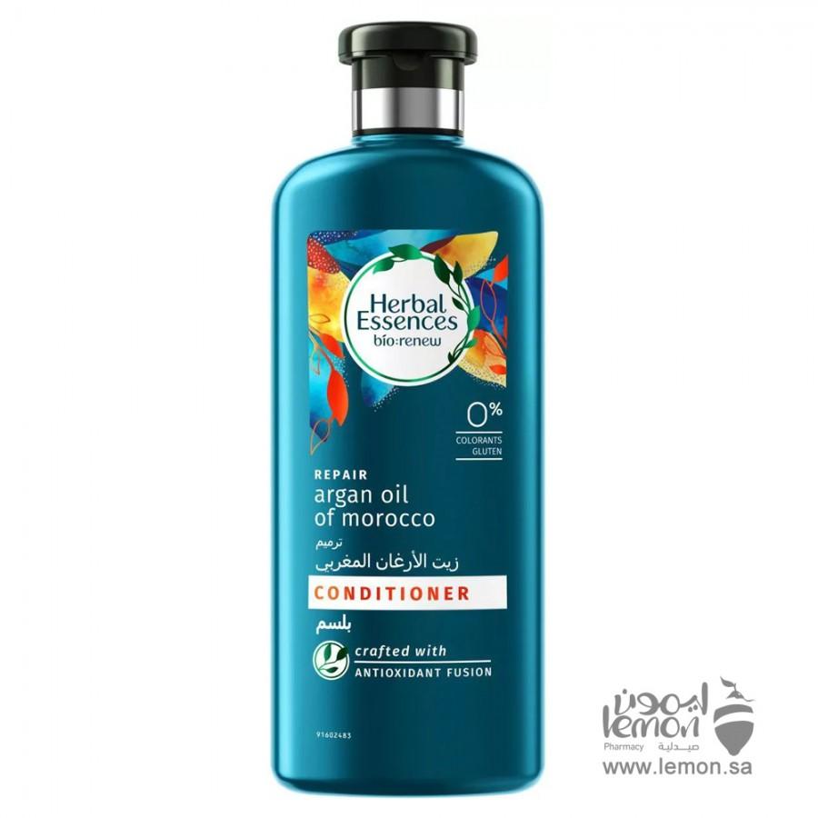 Herbal Essences Argan Oil Of Morocco Conditioner 400ml