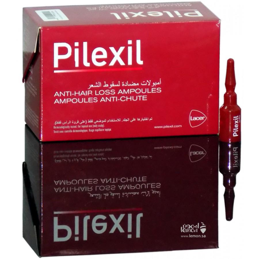 امبولات الشعر بيليكسيل التي تساع في علاج تساقط الشعر