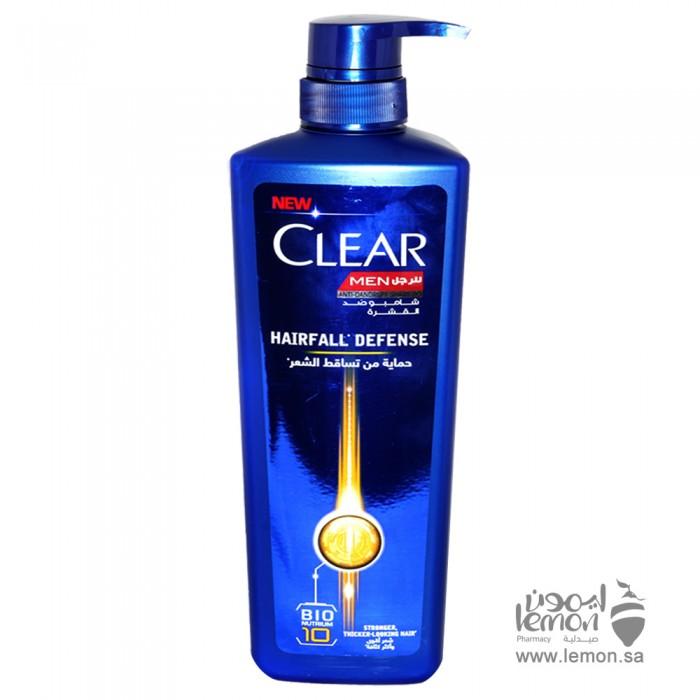 شامبو كلير نيوتريوم ضد القشرة  بالجنسنغ للحماية من تساقط الشعر 700مل