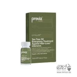 بريفيا امبولات علاج تساقط الشعر بخلاصة زيت شجرة الشاي 3 امبولات