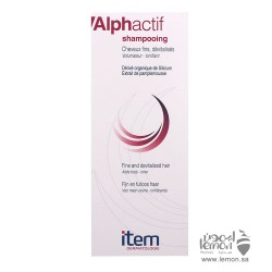 Item Dermatology Alphactif Shampoo 200ml