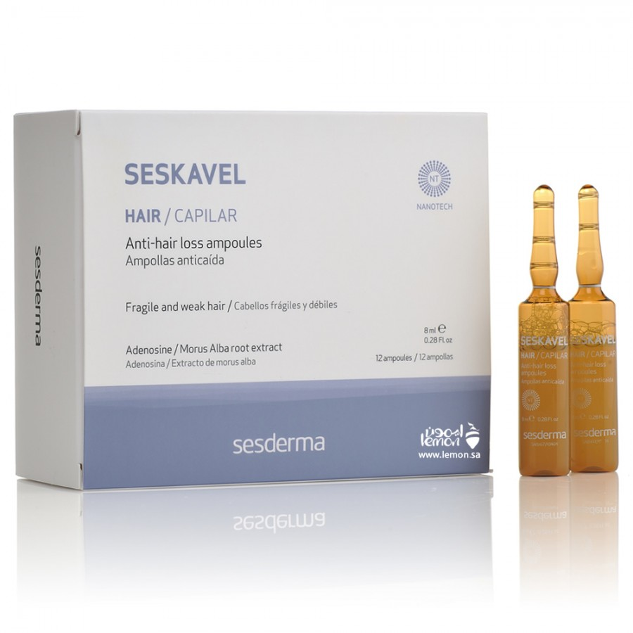 Sesderma Seskavel Anti-Hair Loss Ampoules