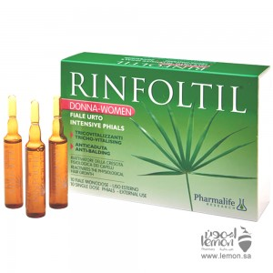 Rinfoltil Anti Hair loss vial for Women 14 amp