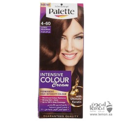 Palette Intensive Color Creme Hair Color 4-60 Lustrous Medium Brown