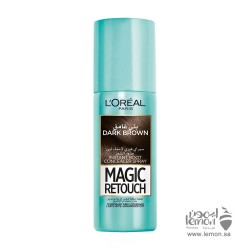 L'Oreal Paris Magic Retouch  Instant Root Concealer Spray Dark Brown 75ml