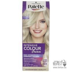 Palette Intensive Color Creme Hair Color 10-2 Ash Blonde
