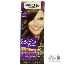 Palette Intensive Color Creme Hair Color 6-0 Dark Blonde