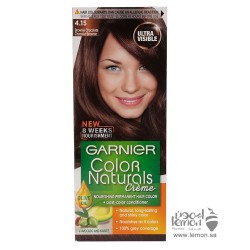 Garnier Color Naturals 4.15 Brownie Chocolate Hair Color
