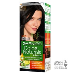 Garnier Color Naturals 1.17 black kohl Hair Color