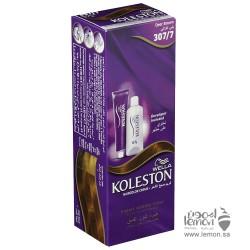 صبغة الشعر كولستون كريم لون 307/7 لون بني غزالي
