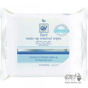 Ego QV Face Make-up Removal Wipes