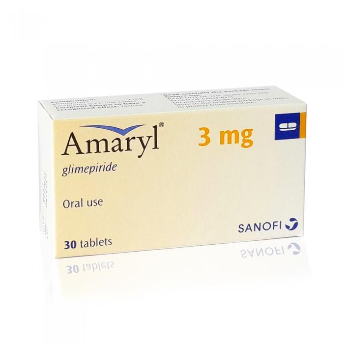 اماريل 3 مجم أقراص - 30 حبة