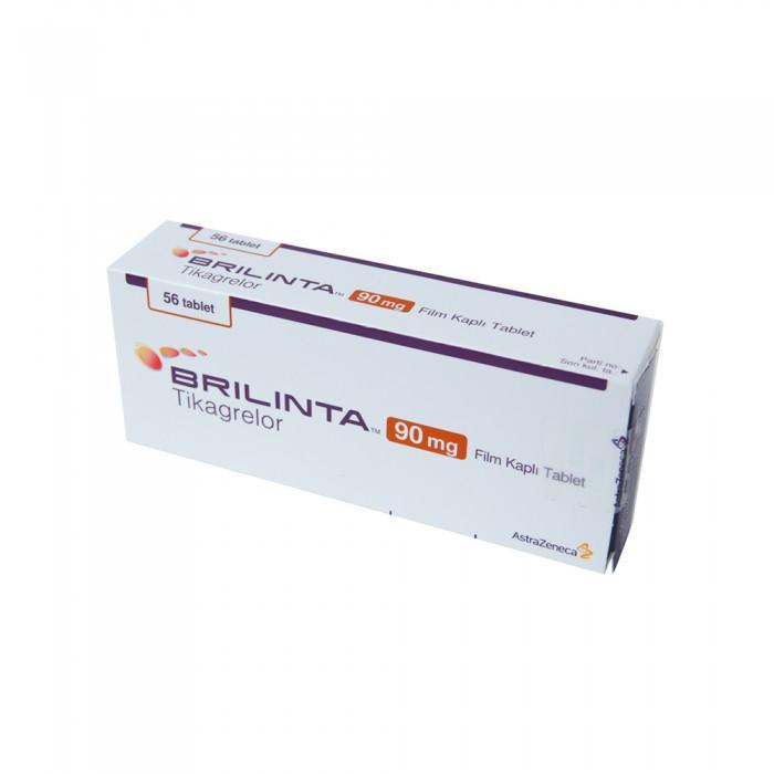 بريلينتا 90 مجم أقراص 56 حبة