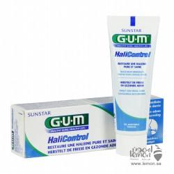 GUM Halicontrol Tooth GEL 75 ML