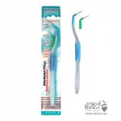 Purodent interdental tooth brush
