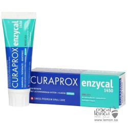 Curaprox Enzycal 1450 Toothpaste 75ml