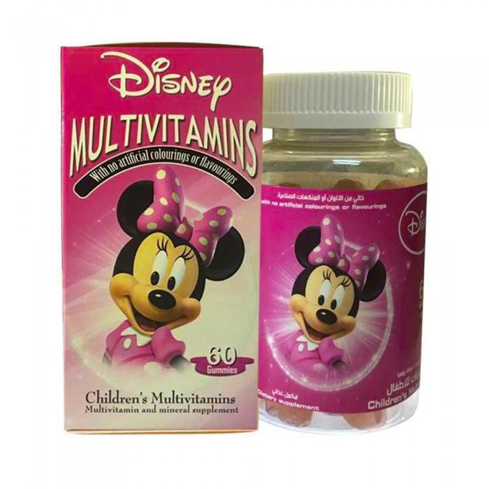 ديزني ميني فيتامينات متعددة للأطفال 60 حبة
