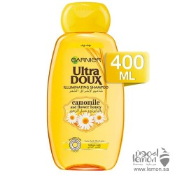 Garnier Ultra Doux Camomille and Flower Honey Shampoo for Normal Hair 400ml