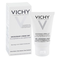 Vichy 24hr deodorant cream Unscented