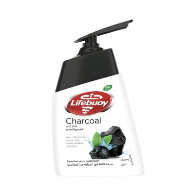 لايف بوي غسول لليد بالفحم والنعناع 200 مل