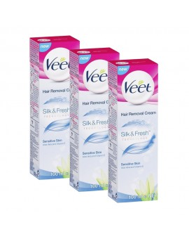 سعر كريم فيت لإزالة الشعر للجسم والبكيني للنساء والرجال Veet Hair Removal Cream بيوتي Bx
