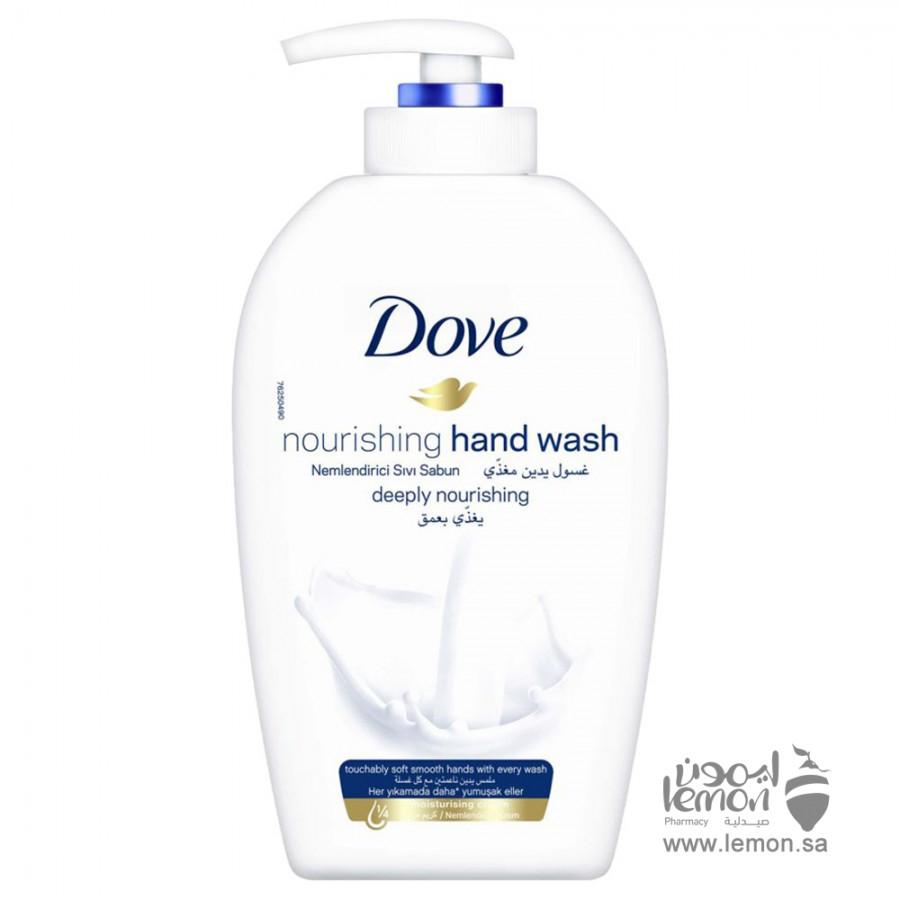 دوف سائل تنظيف اليدين المرطب 500مل