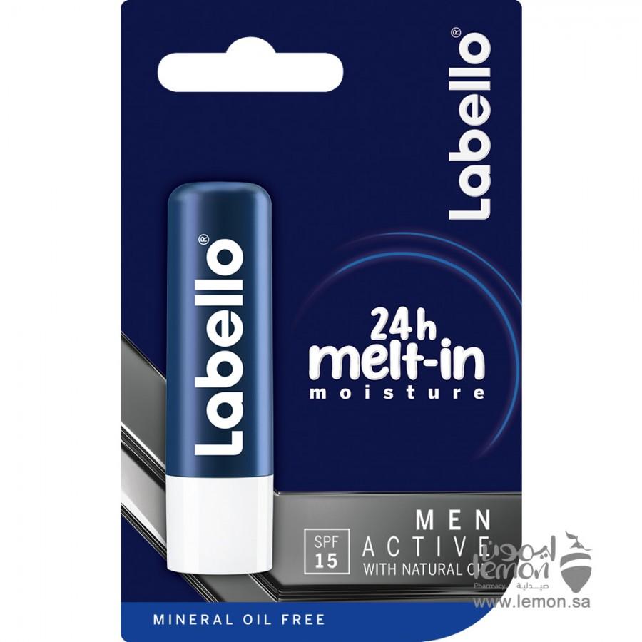 Labello Active For Men Lip Balm