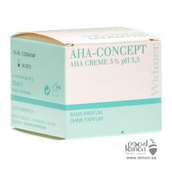 لويس ويدمر كريم احماض الفواكه AHA 5% للبشرة المختلطة والدهنية 50مل