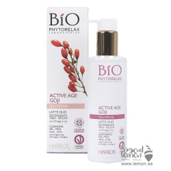 Bio Phytorelax Active Age Goji Cleansing Oil milk 200ml