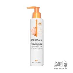 Derma-E Acne Deep Pore Cleansing Wash 175ml