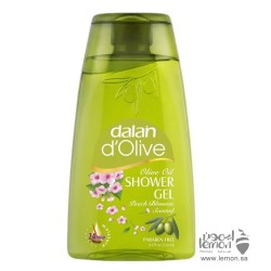 Dalan d'Olive Peach Blosson Shower Gel 250 ml
